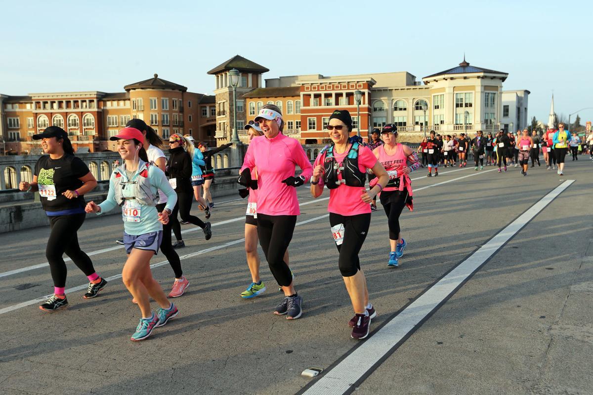 2019 Napa Valley Women's Half Marathon & 5K